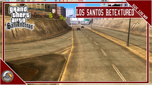 GTA San Andreas GTA IV Los Santos Retextured Pack For Pc