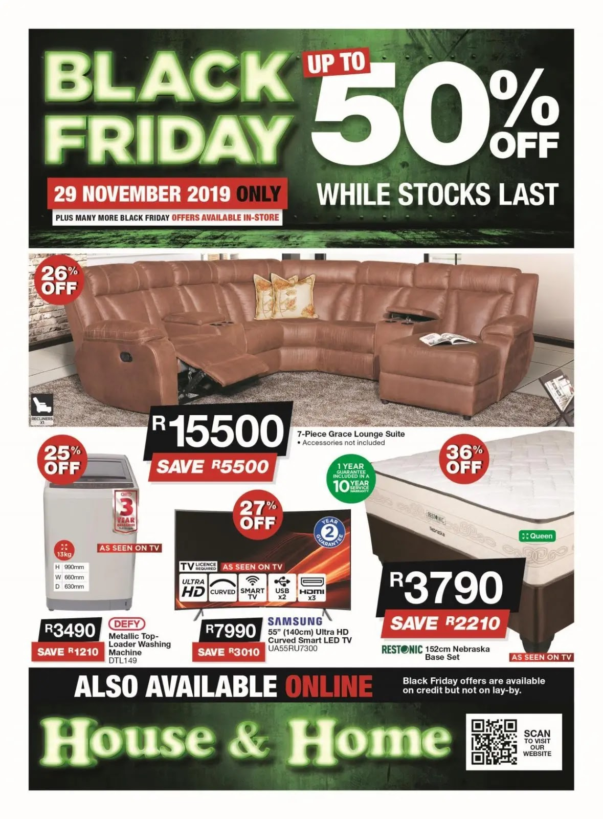 House & Home Black Friday Deals Page 1