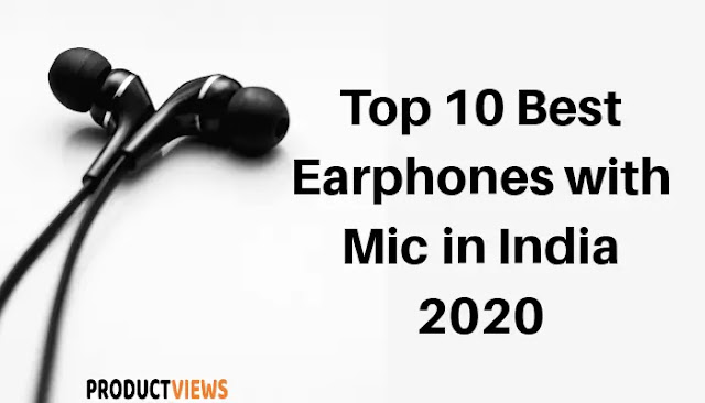 best earphones with mic