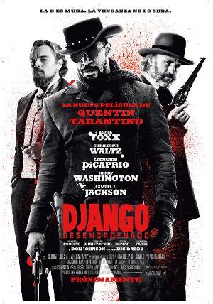 DJANGO DESENCADENADO (Quentin Tarantino-2012)