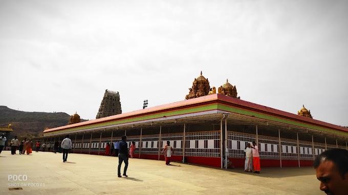 Prati Balaji temple Ketkawale