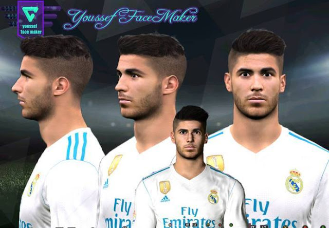New Face Marco Asensio PES 2017