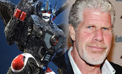 Ron Perlman To Voice Optimus Primal In New Transformers Movie