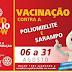 TRÊS LAGOAS| Pais devem levar filhos aos postos de saúde para vacinação contra paralisia e sarampo