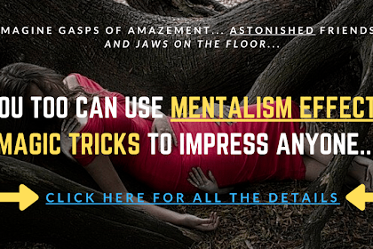 How To Be A Mentalists & Magicians