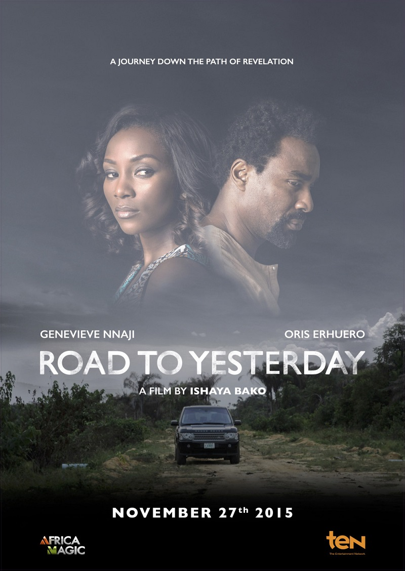 Netflix Film Afro - Road to Yesterday - Genevieve Nnaji