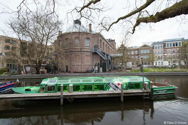 Amsterdam-Battello Heineken