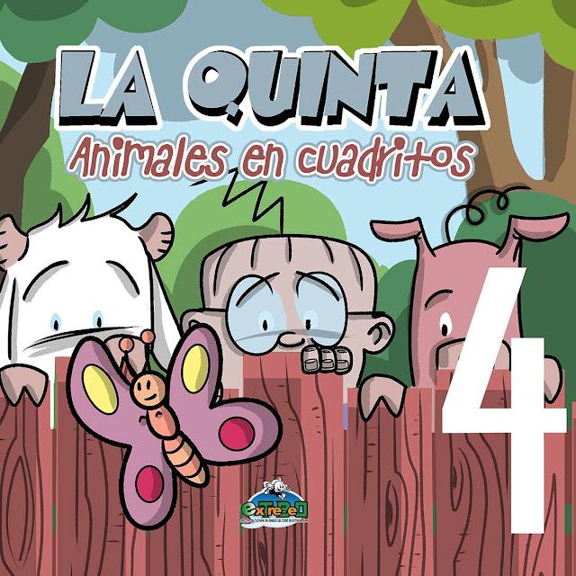 """Nº4 La Quinta:""""Animales en cuadritos"""""""