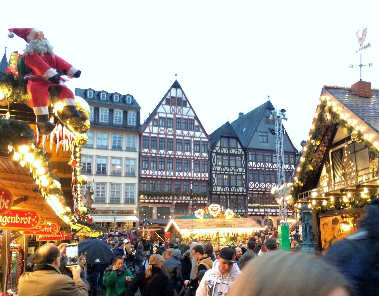 Guten Tag: Weihnachten in Deutschland - Part I