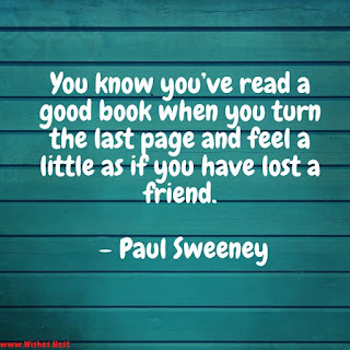 friend like book reading quote