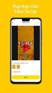 برنامج biugo لتصميم فيديوهات لاجهزة الاندرويد والايفون