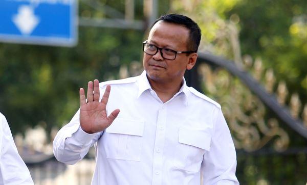 menteri kelautan edhie prabowo ditangkap kpk