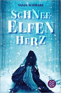 Schnee Elfen Herz // Sanja Schwarz
