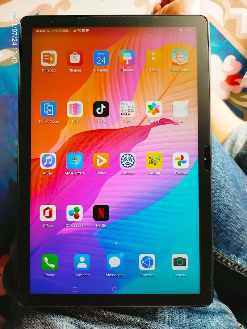 Membeli Huawei MatePad T 10s