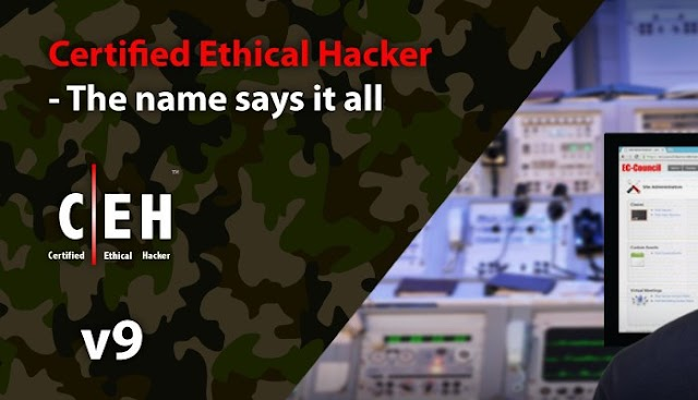 CEH v9 – Certified Ethical Hacking Course And Tools