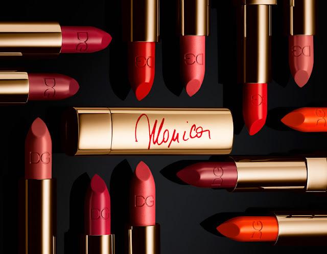Dolce e Gabbana make up collection 2012 may maggio monica bellucci lipstick lipsticks rossetti colori swatch swatches magnetic chic attractive italian only natural