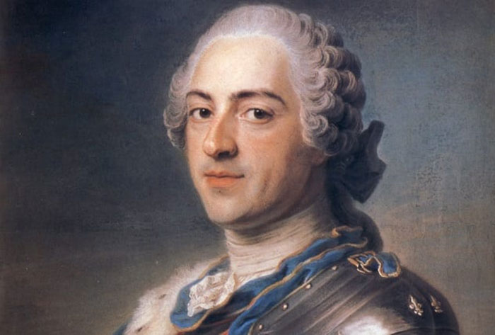 raja Perancis Louis XV