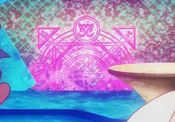 Simbol sihir no game no life