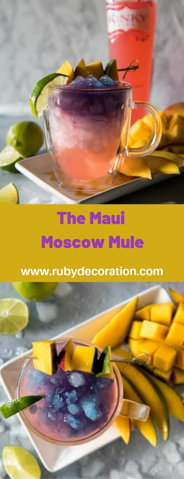 The Maui Moscow Mule
