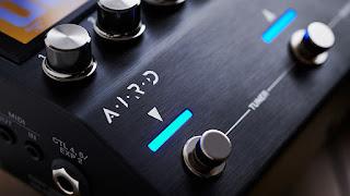 GT-1000CORE は AIRD テクノロジーによりリアルなサウンドを再現