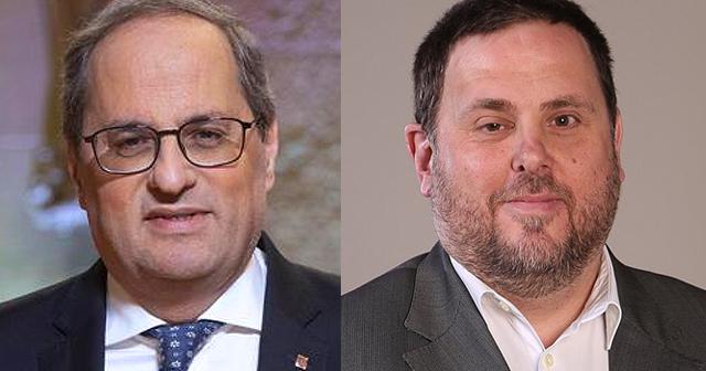 El Parlamento Europeo reconoce como eurodiputados a Junqueras, Puigdemont y Comín