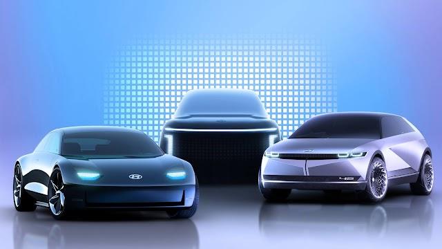 Hyundai'den Yeni Bir Marka Daha IONIQ