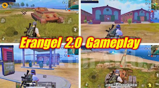 PUBG Mobile Erangel 2.0 Gameplay would be revealed next month