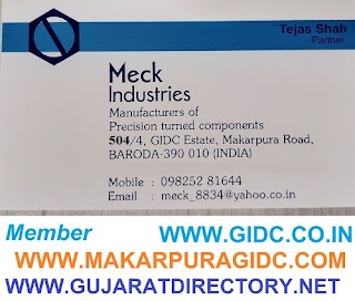MECK INDUSTRIES - 9825281644