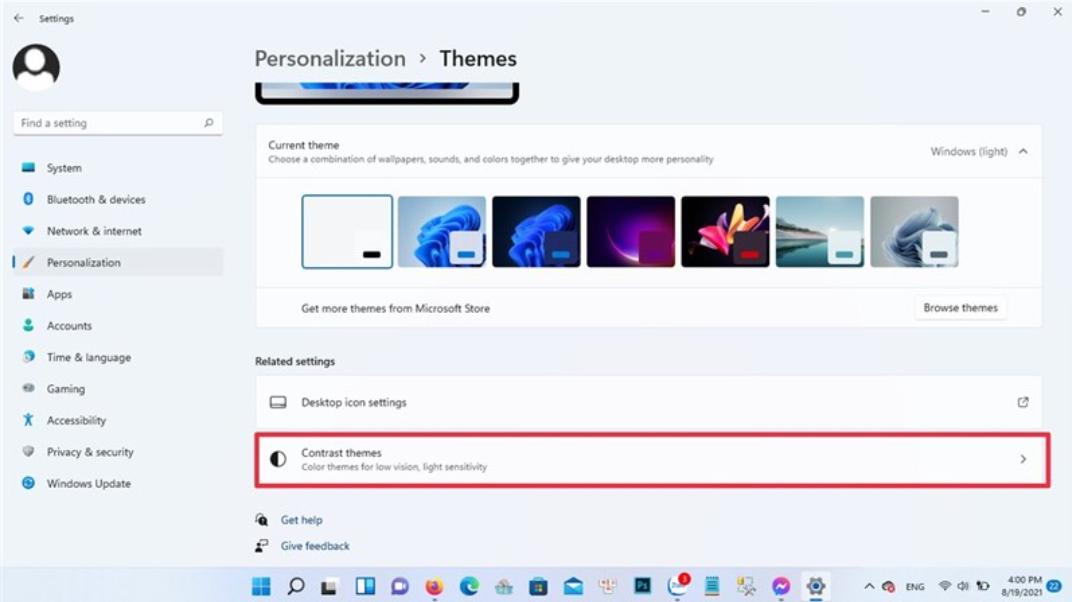 Tiết lộ cho bạn cách thay đổi theme Windows 11 cực dễ dàng mang đến một giao diện hoàn toàn mới lạ và độc đáo | BeeTechz