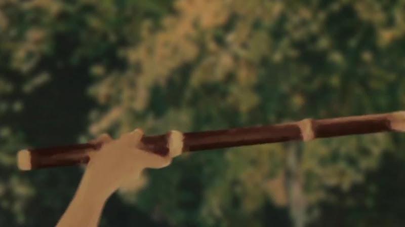 Niurka González - ¨Tonada, II Movimiento, Sonata para flauta sola¨. Dirección: Lester Hamlet. Portal Del Vídeo Clip Cubano - 08