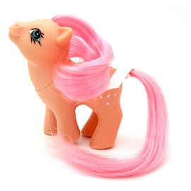 My Little Pony Baby Cotton Candy Year Three Int. Baby Ponies G1 Pony