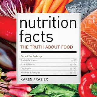 Nutrition Facts:The Truth About Food, by Karen Frazier (Book Review)