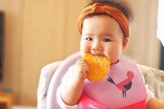 鐵質嬰兒食譜 --甘荀餅(EASY )