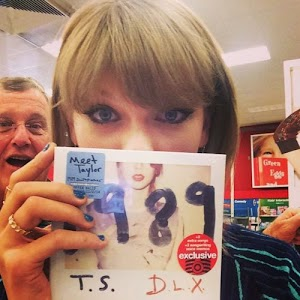 "There are certain predictions: fast lane! Taylor Swift ""1989"" record-breaking"