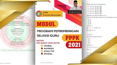 Download Ebook PPPK Tes Bakat Skolastik (TBS) 2021