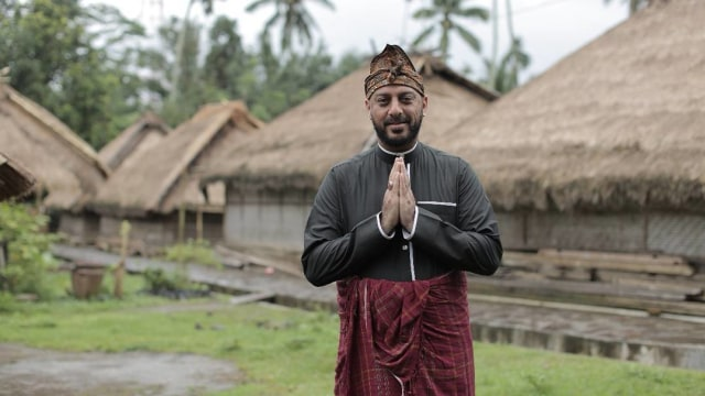 Merinding Syekh Ali Jaber Berdoa Ingin Wafat & Dikuburkan di Lombok, Ini Videonya