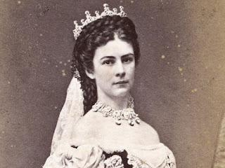 Elisabeth of Austria, known as Sissi, Empress from 1854 to 1898