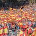 ESPAÑA DESPIERTA, LOS PROFETAS DEL PASADO PARECE QUE LO OLVIDARON, LOS OPORTUNISTAS HACEN SU AGOSTO Y LOS SEPARATISTAS CULMINAN SU PATOCHADA