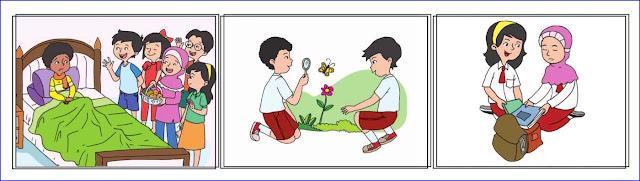 Kunci jawaban tematik halaman 1 buku siswa tema 4 kelas 4