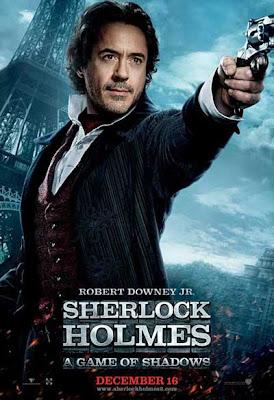 Filme Sherlock Holmes 2: O Jogo de Sombras Legendado e Dublado