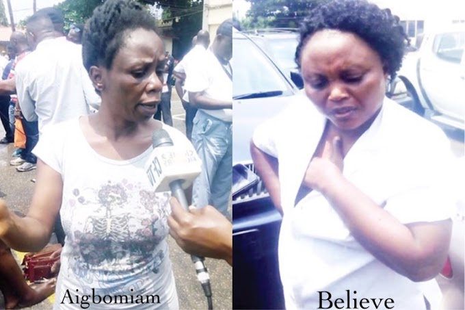 UPDATE! Why I kidnapped my sister's child – Suspect Finally Speaks