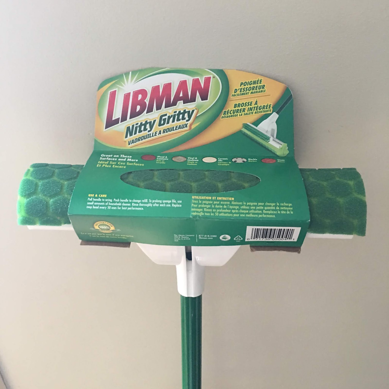 Spring Cleaning With Libman! {Review and Giveaway) ~ A MotherHood ...