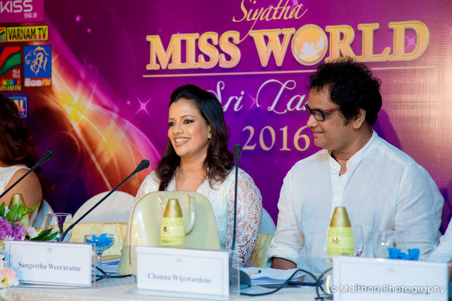Miss World Sri Lanka 2016