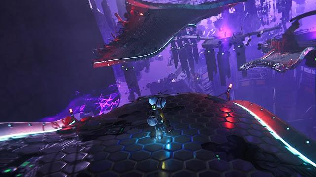 Blizar Prime Botas antigravitatorias Ratchet & Clank Una dimensión aparte