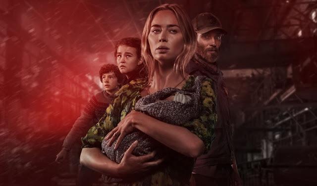 Tráiler Final de UN LUGAR TRANQUILO 2; estreno en cines 18 de junio