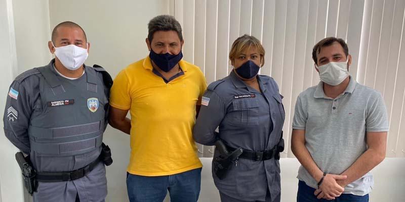 Jornal Marilândia em dia   Segurança pública