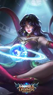 Esmeralda Ruddy Dusk Heroes Mage Tank of Skins V2