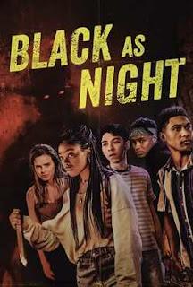 Negra Como a Noite poster 4K Download