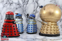 Custom TV21 Red Dalek Leader 25
