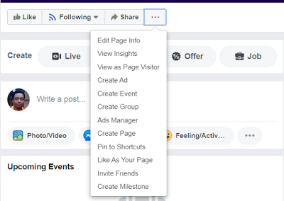How To View Your Facebook Business Page As Public